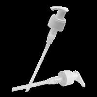 Cremespender - weiß - DIN 28/410 Gewinde